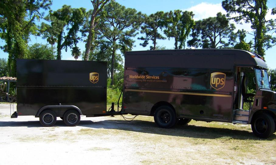 How much do UPS drivers make - Big Rig Career