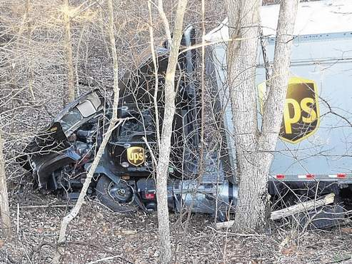NY State Thruway accident | BrownCafe - UPSers talking about UPS