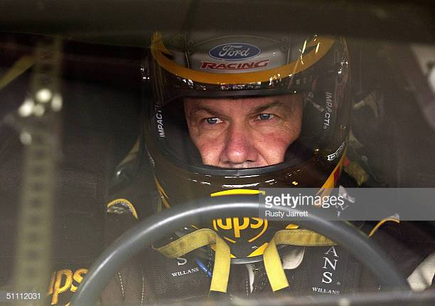 dale-jarrett-driver-of-the-ups-ford-during-practice-for-the-siemens-picture-id51112031.jpg