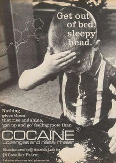 Get outta bed - Cocaine.jpg