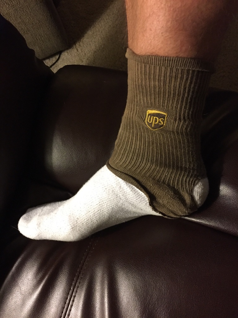 Brown Ups Socks ($ - $): 30 of items - Shop Brown Ups Socks from ALL your favorite stores & find HUGE SAVINGS up to 80% off Brown Ups Socks, including GREAT DEALS like Falke Family Stretch Cotton Crew Socks (Dark Brown S/M) Model: ($).