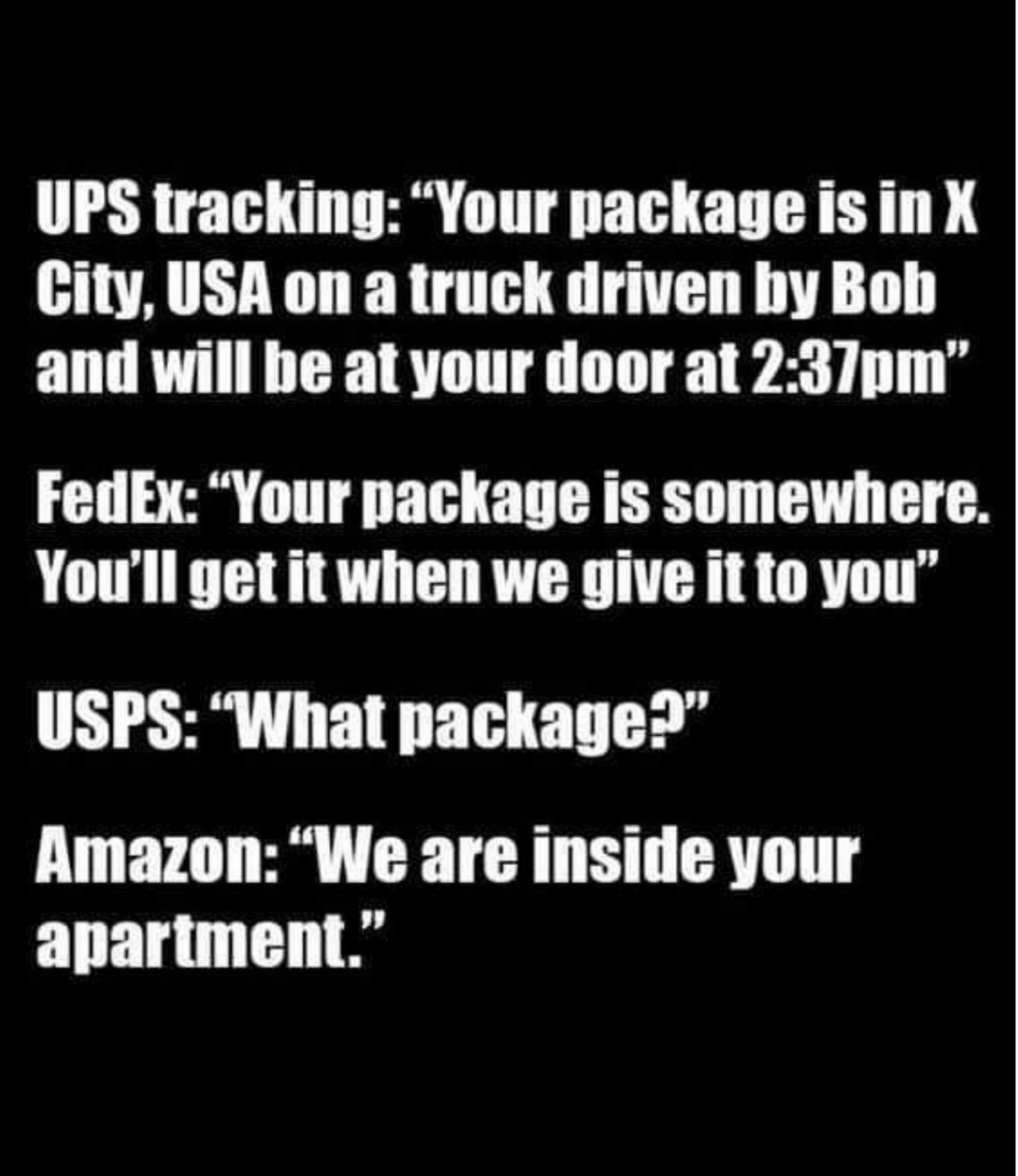Package tracking | BrownCafe - UPSers talking about UPS