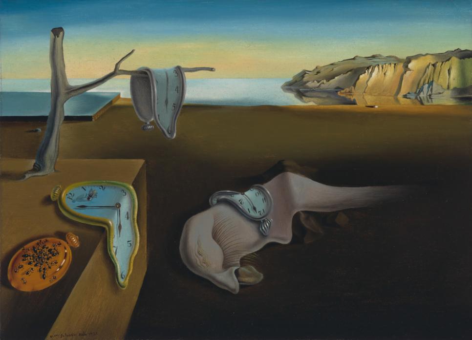 Persistence of Memory - Dali.jpg